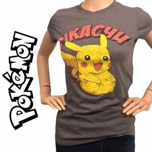 2010 Pokémon  Pikachu t-shirt